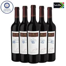 钻石珍藏版-色拉子干红葡萄酒 原装原瓶进口葡萄酒 厂家批发