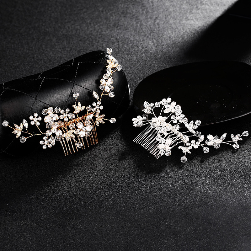 Alloy Fashion Geometric Hair accessories  (Alloy) NHHS0294-Alloy