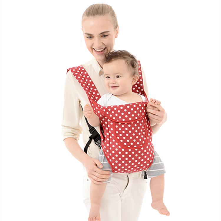 跨境厂家批发四季用婴儿背带宝宝背袋双肩儿童腰凳前抱式抱带代发