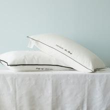 枕芯星级酒店枕头芯包邮超柔水洗颈椎保健正品枕头羽丝绒枕头