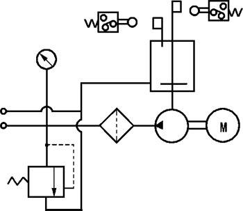 DRB电动润滑泵1