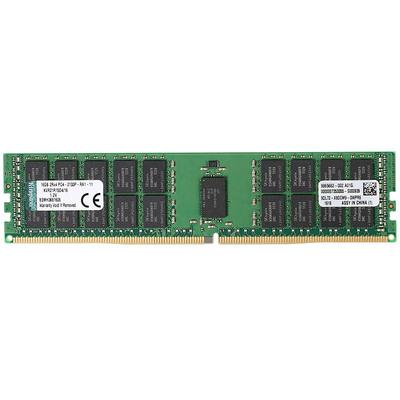 金士顿(Kingston)4代 DDR4 2400 纯ECC服务器内存条 8G