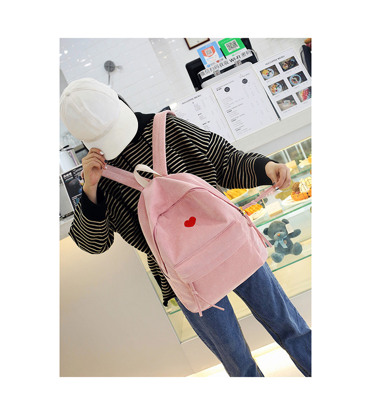 Cute Other  backpack  (yellow)  NHPB1688-yellow