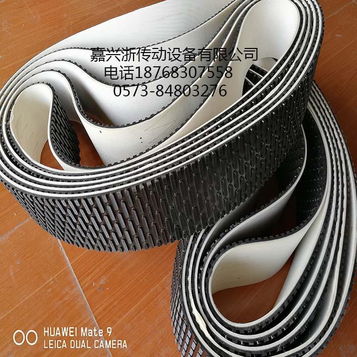 一字型砂光机带,砂光机木业输送带,嘉兴专业定做一字纹输送带