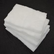 厂家生产软绵 坐垫靠垫填充棉 可定制规格大小软绵