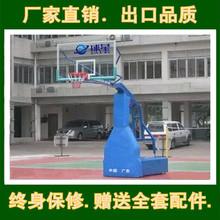 球星品牌篮球架成人篮球架平箱式篮球架室外移动式校园蓝球架