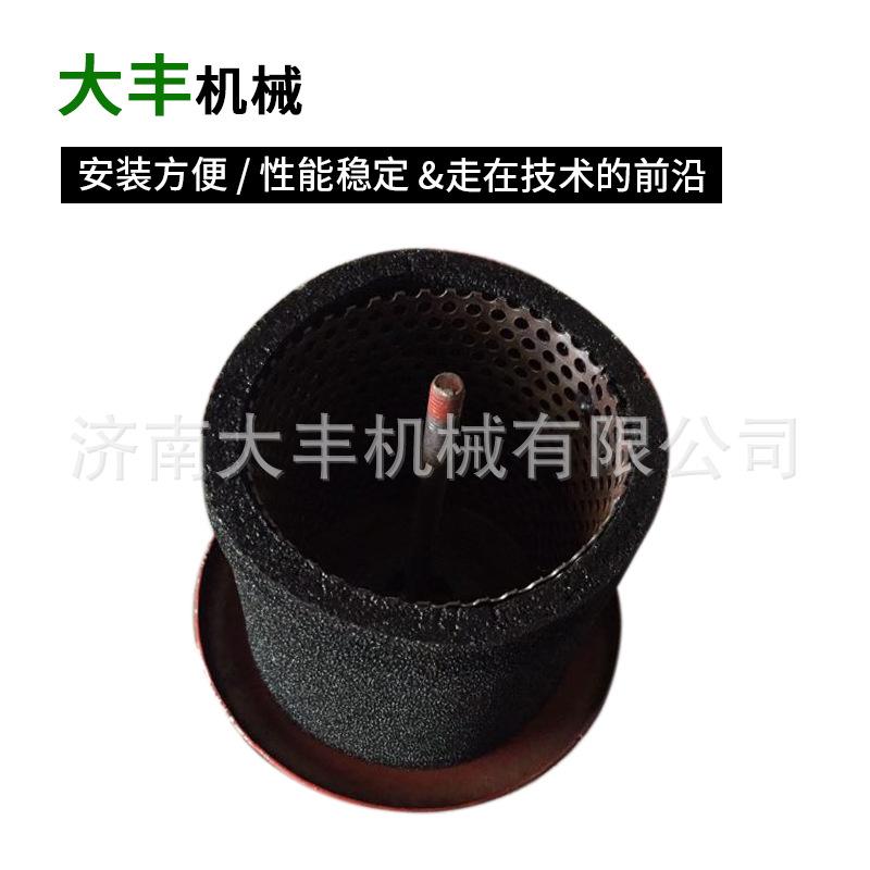 罗茨鼓风机海绵滤芯 罗茨风机消音器过滤棉 品质保障