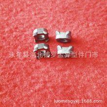 河北永年厂家现货四方螺s栓 四角焊接螺母 四方螺栓 铁塔螺栓低价
