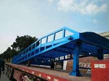 10吨货柜平台 移动式液压登车桥  仓储物流设备好帮手