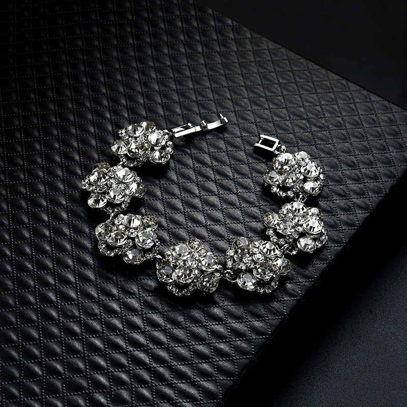 Occident and the United States alloy Diamond Bracelet (61176289)NHLP0808-61176289