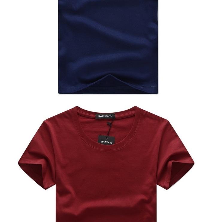 韓版短袖男T恤  純棉品質 圓領V領T恤 AA188特價150