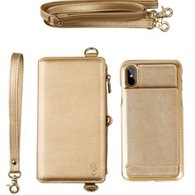Shoulder Bag Leather Phone Case for iPhone 11 pro max XS XR