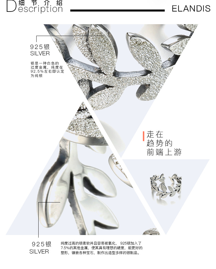 Alloy Fashion Flowers Ring  (Alloy) NHTF0083-Alloy