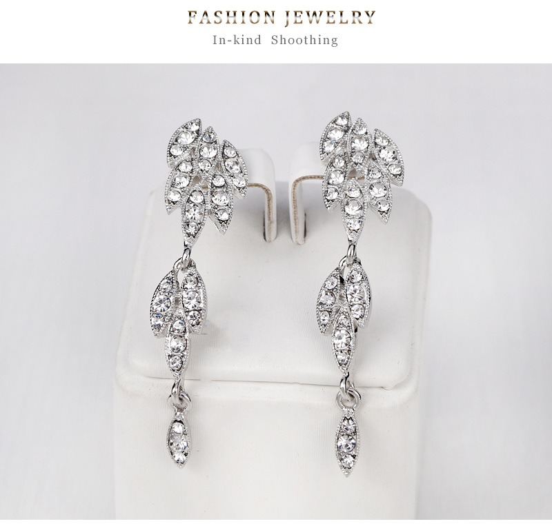 Fashion Alloy plating Jewelry Set  Alloy  NHDR2364Alloy