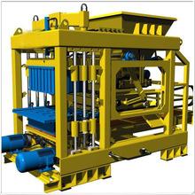 全自動液壓砌塊磚機 8-15空心砌塊成型機 免燒水泥標磚多孔磚機