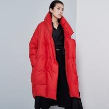 2018冬新款女装羽绒服 韩版加厚大码羽绒服外套厂家直销一件代发