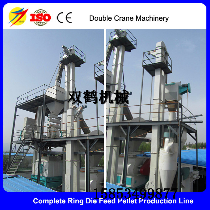 Compelet Ring Die Feed Pellet