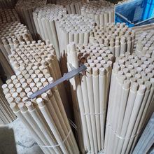 工艺品圆木棒木棍加工6-80mm桐木松木榉木木棒可打孔开槽规格定制