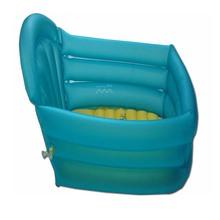 圆形婴儿游泳池 儿童游泳池加厚环保 PVC充气水池玩具