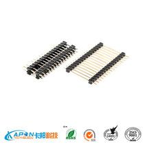 2.54排針 2.54單雙排雙塑排針,2.54排針插針 pin header
