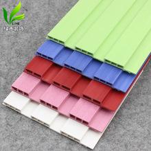 厂家直销 生态木吊顶 生态木墙板 木塑板 绿可木 195大长城板