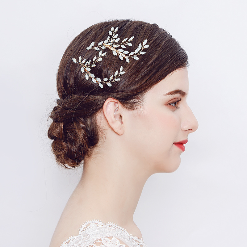Alloy Fashion Geometric Hair accessories  (Alloy) NHHS0266-Alloy