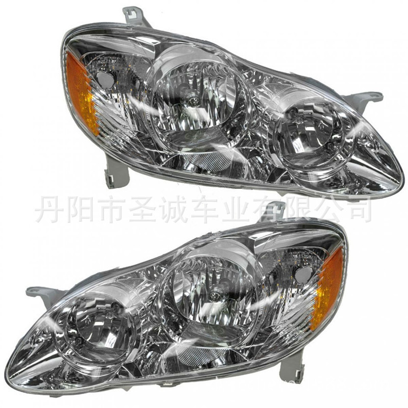 Toyota Corolla Ce Le Sedan Head Lights Corolla Headlights 81150-02200