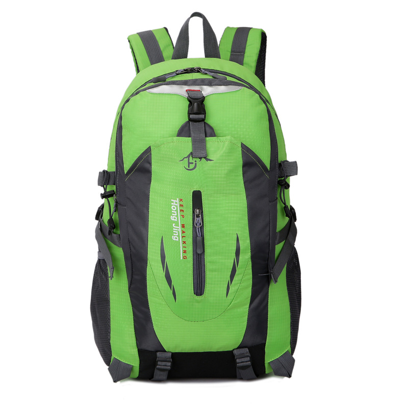 Outdoor Mountaineering Bag Male Female Riding Backpack Sports School Bag Leisure Travel Backpack