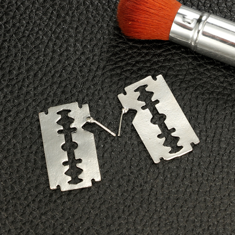 Fashion Alloy plating earring  alloy  NHGY0974alloy