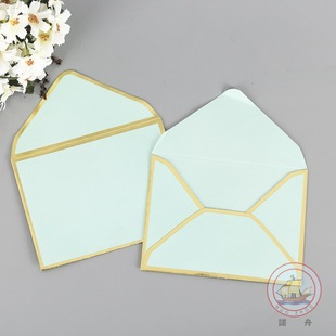Customized Chinese and Western style thickened retro envelopes Customized colored special paper inner paper envelopes