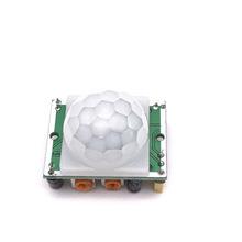 HC-SR501模塊 人體紅外感應模塊 熱釋電 紅外傳感器 進口探頭