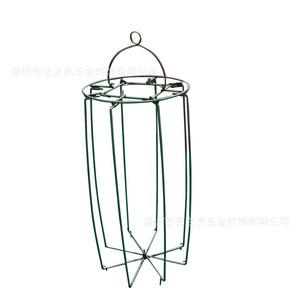 鐵線焊接加工 深圳鐵線產品 鋼絲彎曲焊接加工 鐵線燈籠架焊接