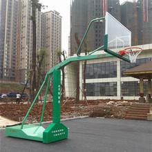 金陵单臂篮球架箱式移动篮球架标准 广东金陵篮球架24秒批发篮板