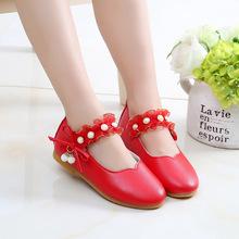 Giày búp bê bé gái thời trang, thiết kế đơn giản, phong cách Hàn quốc