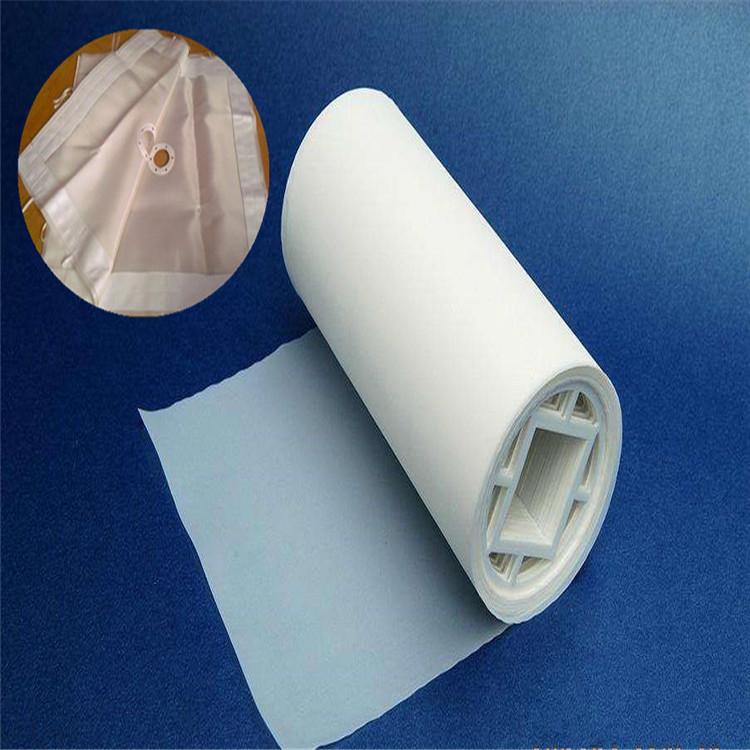 厂家定做天津钢铁厂水处理污泥脱水耐酸碱涤纶丙纶板框压滤机滤布