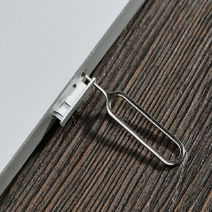 Mobile phone card removal pin Card removal device Mobile phone SIM card slot removal pin