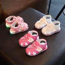 Sandals bé gái thời trang, kiểu dáng năng động, phong cách mới