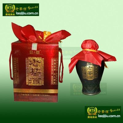 豫坡老基酒地之基1000ml50度浓香型白酒-纯粮洒酒、绿色生态酒