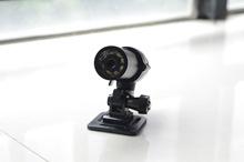 新款夜视手电筒运动DV户外摩托车自行车记录仪多功能摄像机