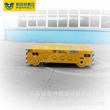 承重大搬运车厂家直销 扬州客户订购管道内管片运输防爆地爬车