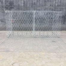 包塑铅丝格宾防洪石笼网 生态格网高尔凡雷诺护垫 格宾护垫