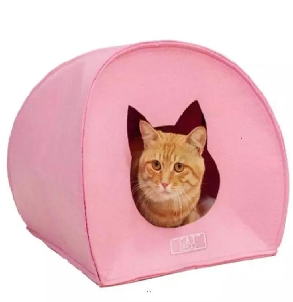 厂家供应毛毡 宠物保暖猫窝猫床猫狗外出箱包 可定制