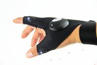 Фабричный прямой светодиодный ночник для рыбалки свет рыболовный перчатки Освещение для ремонта автомобилей свет перчатки Наружный ремонтник