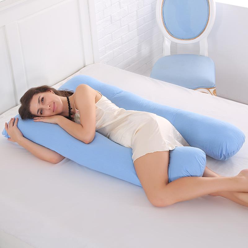 厂家直销多功能U型孕妇枕护腰侧卧可拆洗孕妇枕头睡觉神器夹腿枕