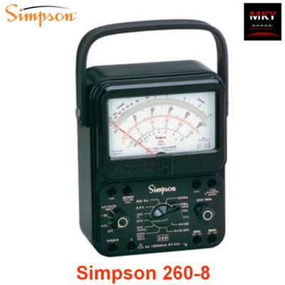 美国辛普森Simpson 260-8指针式万用表