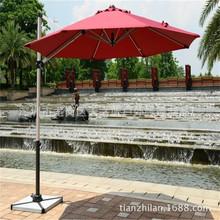 厂家直销户外遮阳伞雨伞铝合金吊伞沙滩伞花园庭院伞广告伞太阳伞