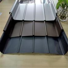 廠家直銷YX65-430  鋁鎂錳屋面彎弧扇形板