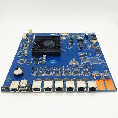 酷睿六代 i3 i5 i7 6千兆网卡 82574L 软路由主板