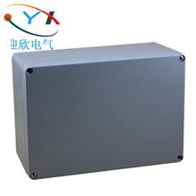340*235*135户外防水接线铸铝盒IP66密封电缆过线盒防爆电源箱