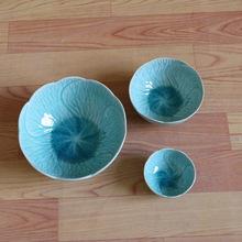 泰国进口陶瓷碗 东南亚风格酒店餐厅汤碗吃饭碗面条碗